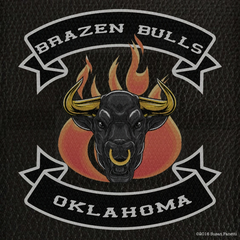 bulls-patch-leather-weathered