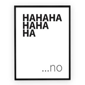 carlijnq-poster-a3-hahahano