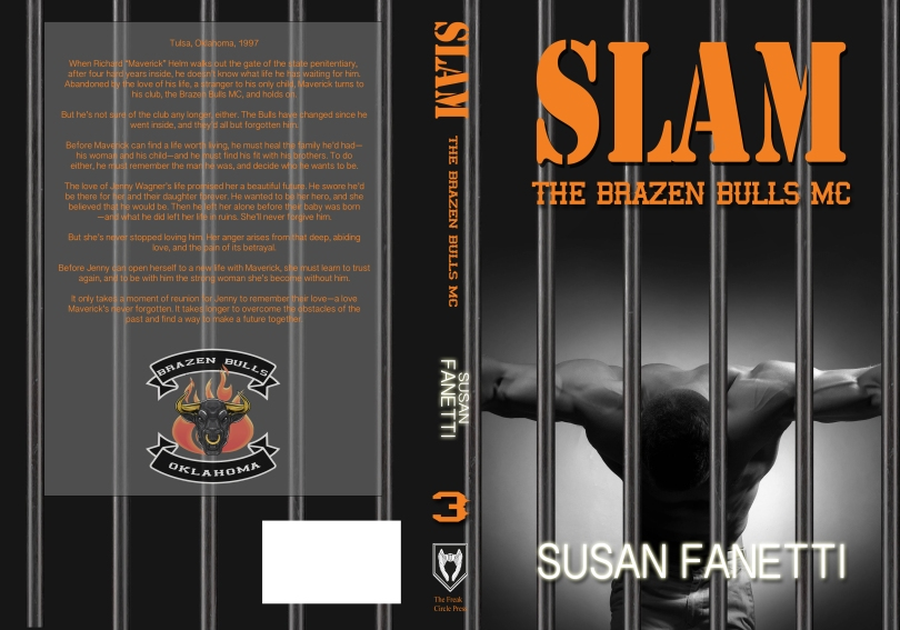 SLAM BB3 paperback cover