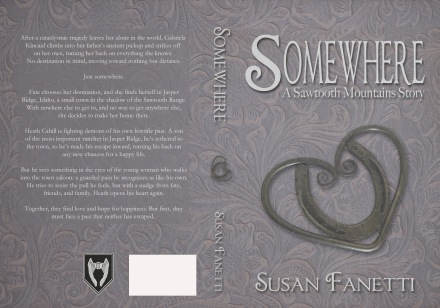 Somewhere paperback FANETTI