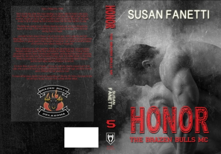 HONOR BB5 paperback cover