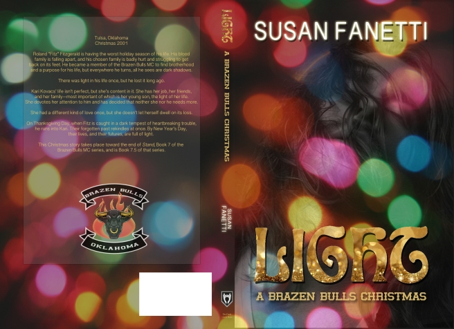 LIGHT BBX paperback cover